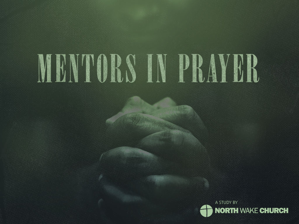 Mentors In Prayer